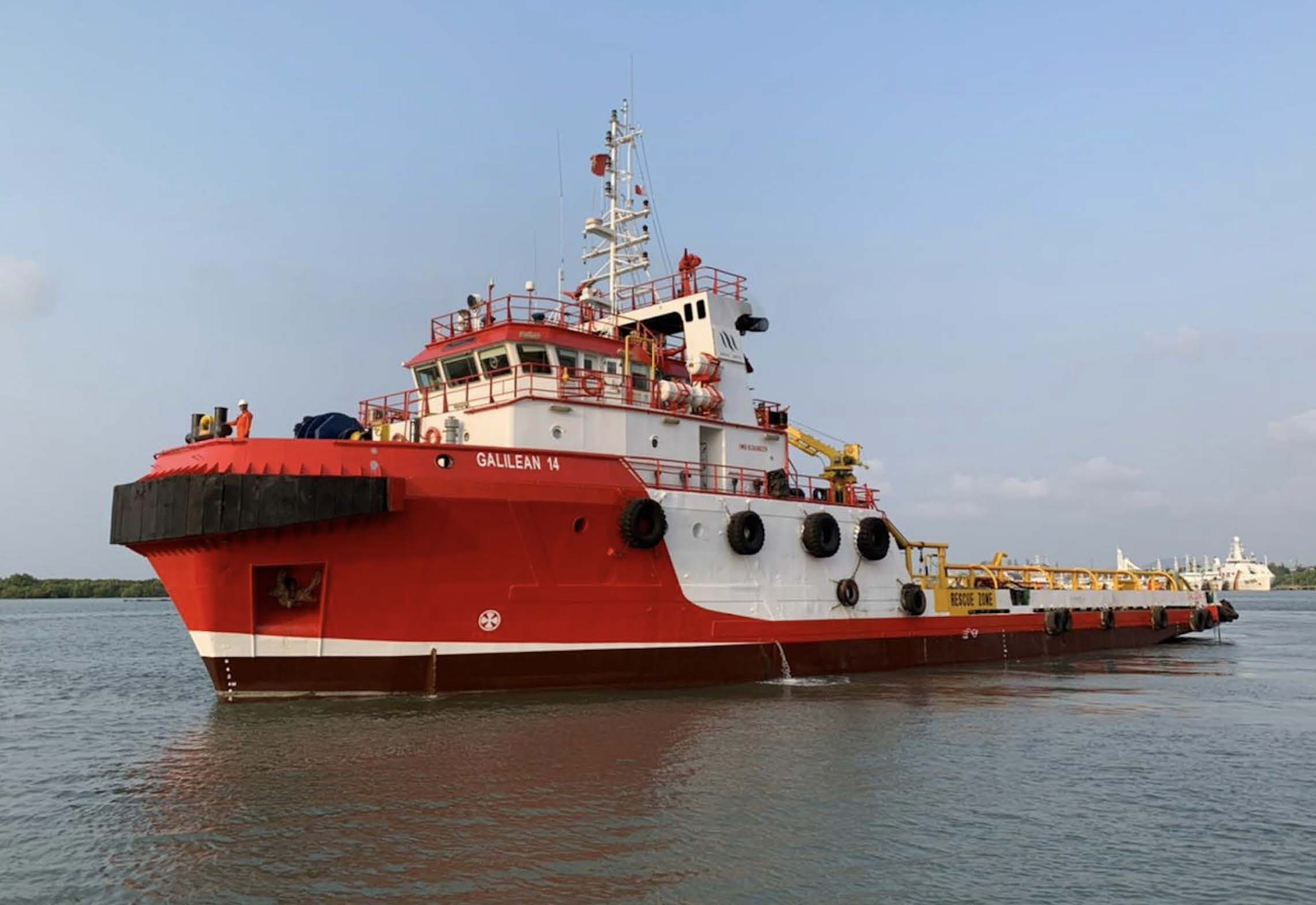 Offshore Supply Vessels (OSV) & Tugs